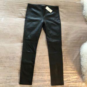 Michael stars leather pants